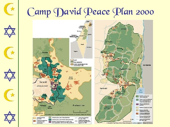 Camp David Peace Plan 2000