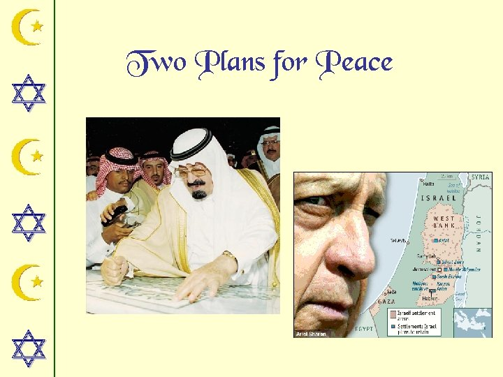 Two Plans for Peace