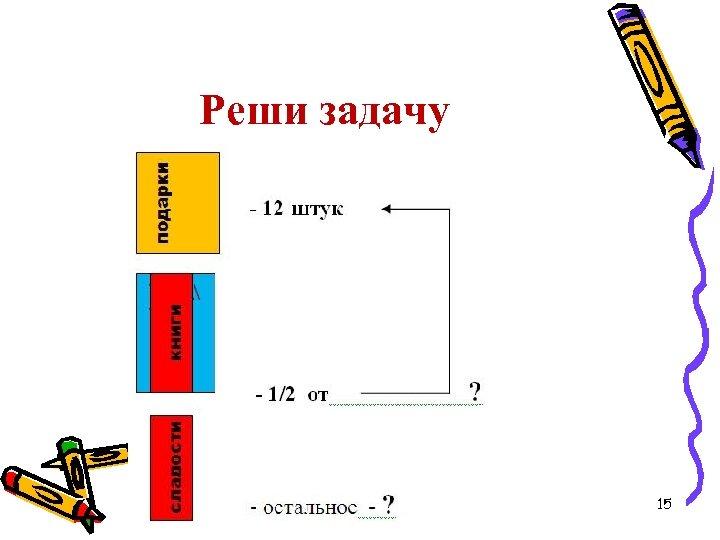 Реши задачу 15
