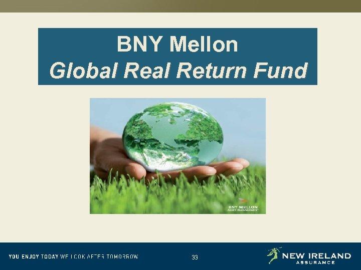 BNY Mellon Global Return Fund 33