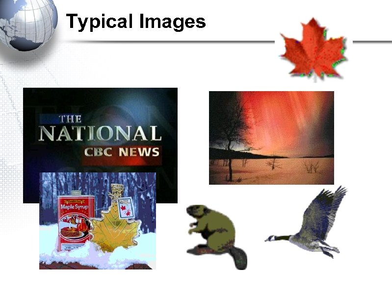 Typical Images