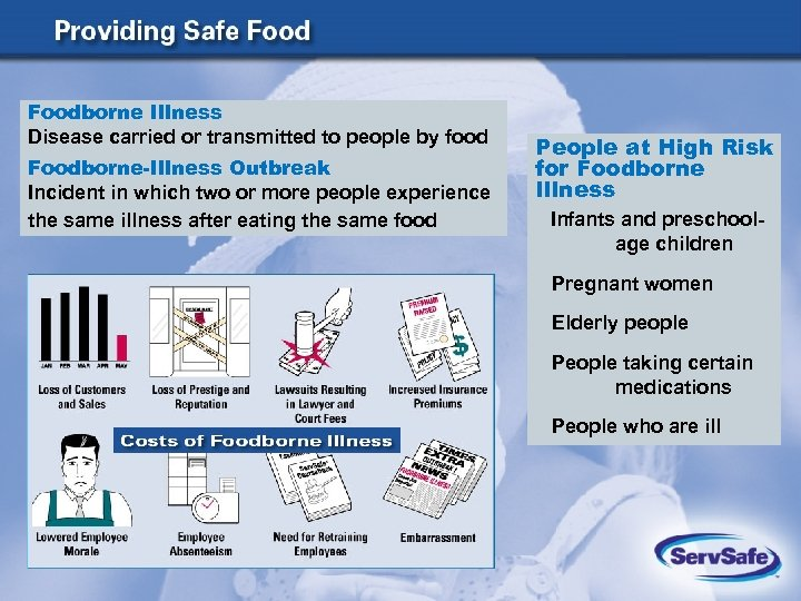 Foodborne Illness Disease carried or transmitted to people by food Foodborne-Illness Outbreak Incident in