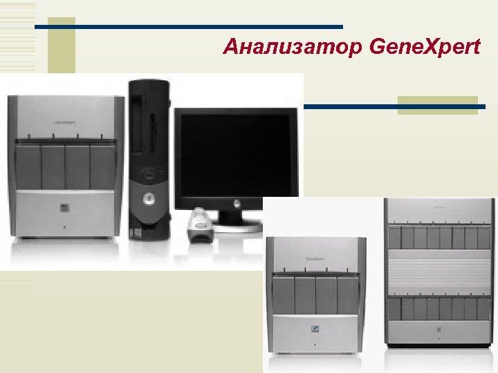 Анализатор Gene. Xpert