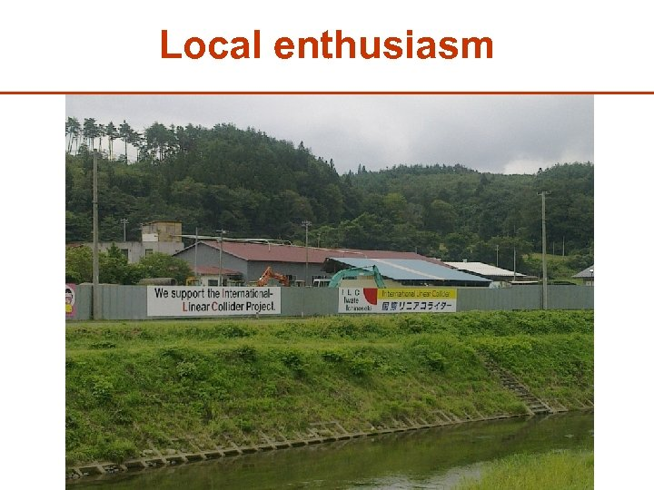Local enthusiasm 28