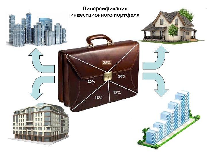 Диверсификация инвестционного портфеля