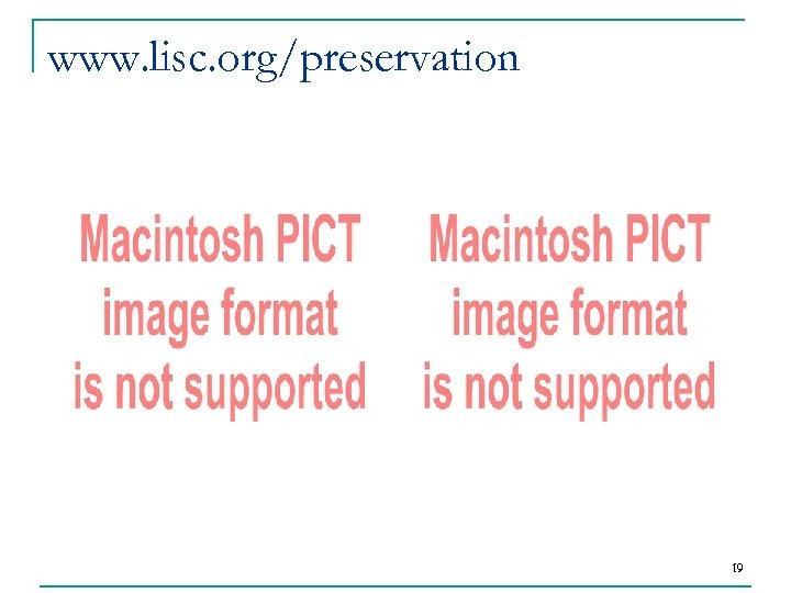 www. lisc. org/preservation 19