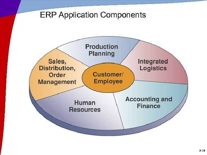 ERP Application Components 8 -20