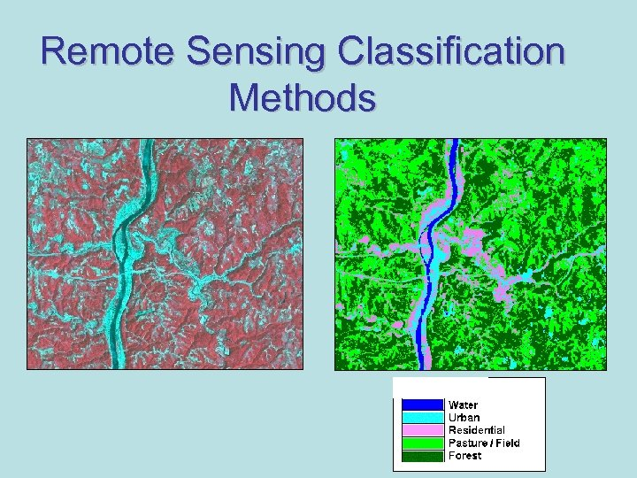 Remote Sensing Classification Methods