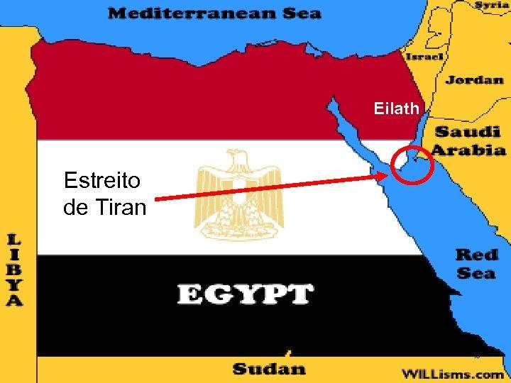Eilath Estreito de Tiran 16