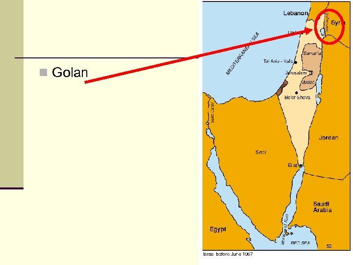 n Golan 52