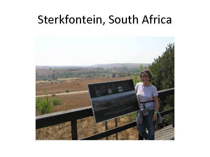 Sterkfontein, South Africa