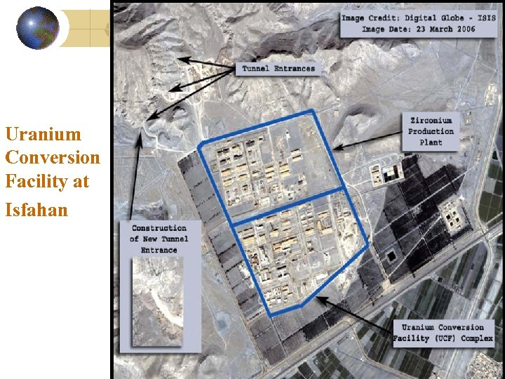 Uranium Conversion Facility at Isfahan