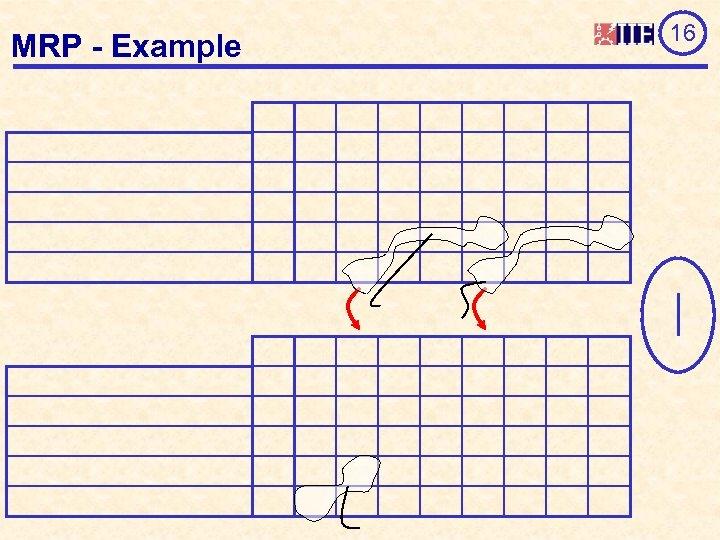 MRP - Example 16