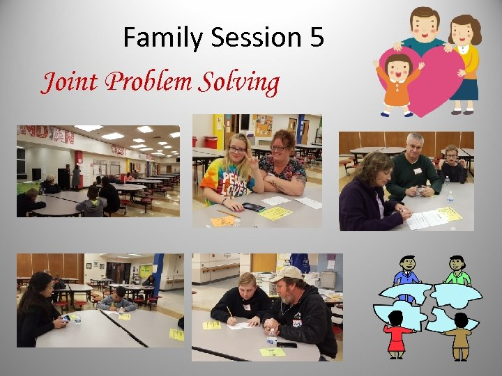 Family Session 5 Joint Problem Solving