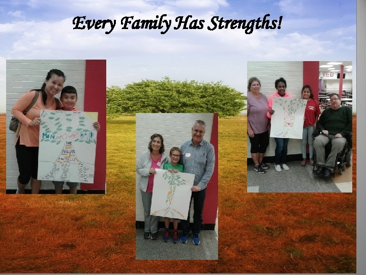 Every Family Has Strengths!