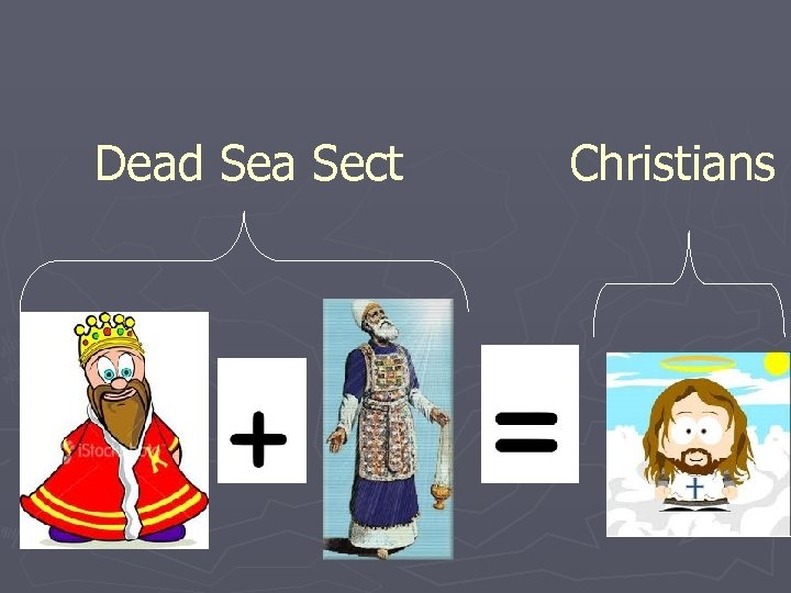 Dead Sea Sect Christians