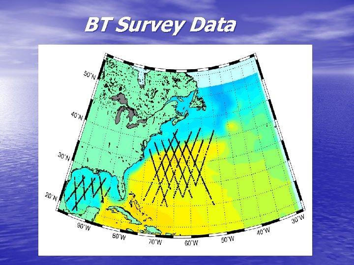 BT Survey Data