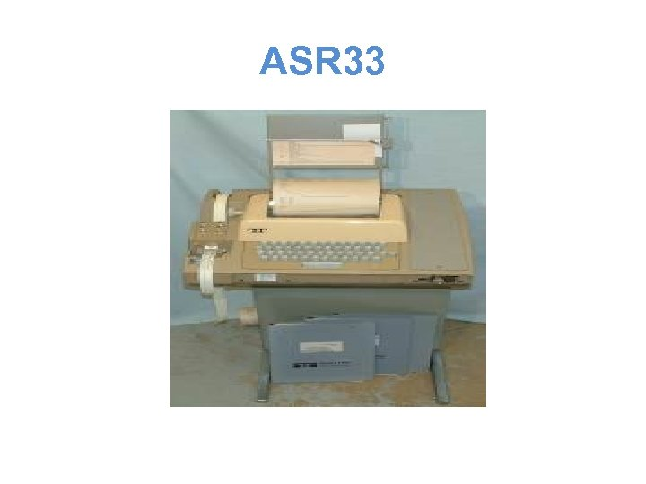 ASR 33
