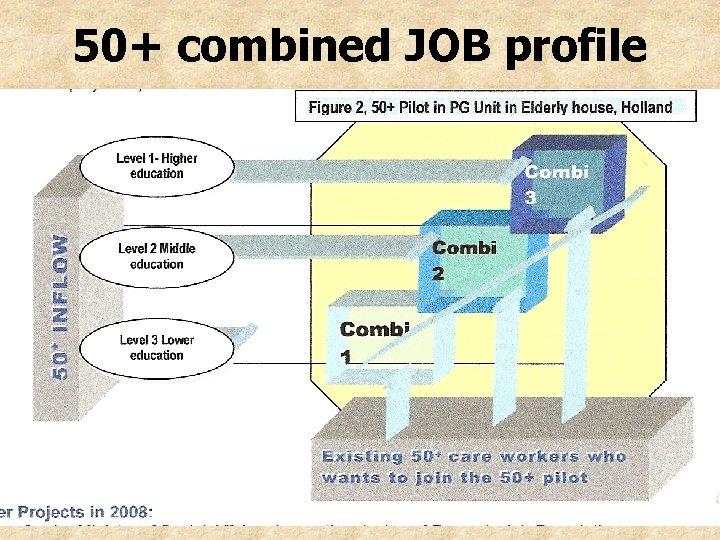 50+ combined JOB profile