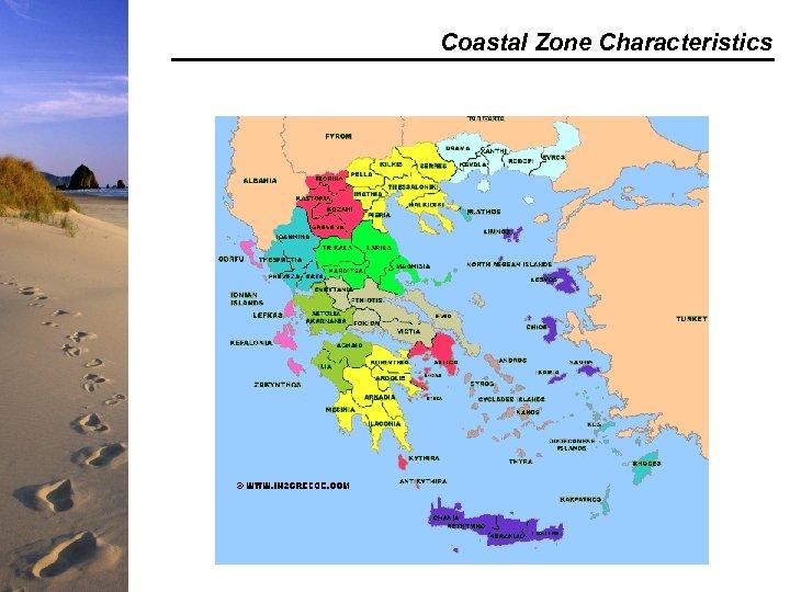 Coastal Zone Characteristics
