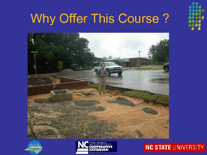 Why Offer This Course ?