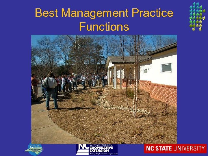 Best Management Practice Functions