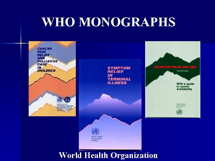 WHO MONOGRAPHS World Health Organization