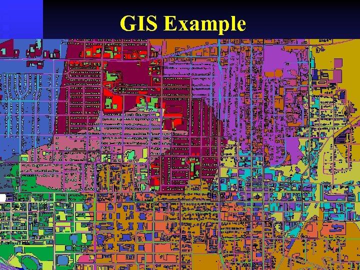 GIS Example