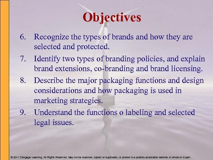 types of co branding