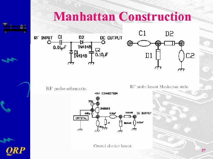 Manhattan Construction QRP 37