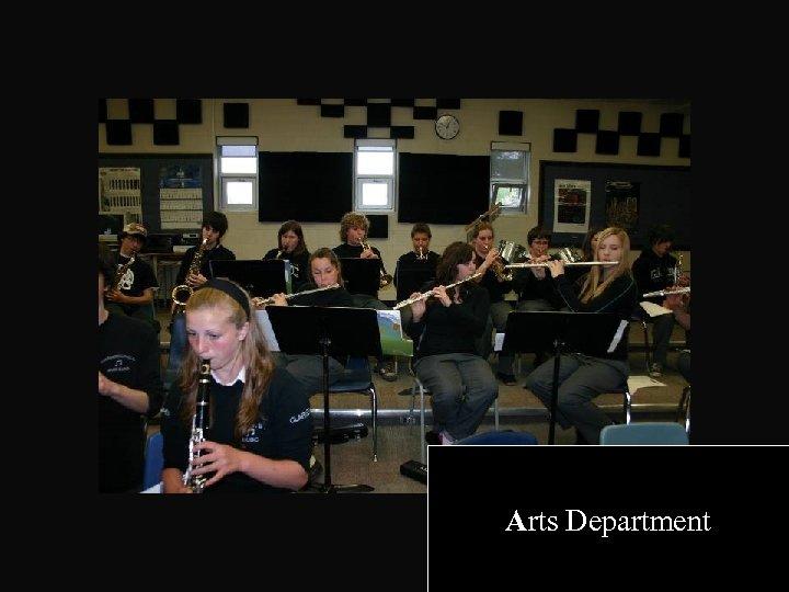 Arts Department
