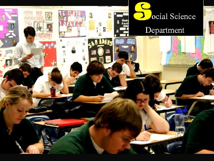 S ocial Science Department