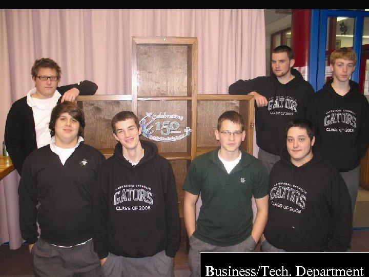 Business/Tech. Department