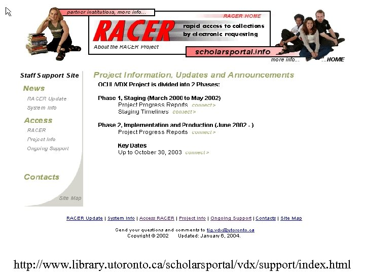 http: //www. library. utoronto. ca/scholarsportal/vdx/support/index. html
