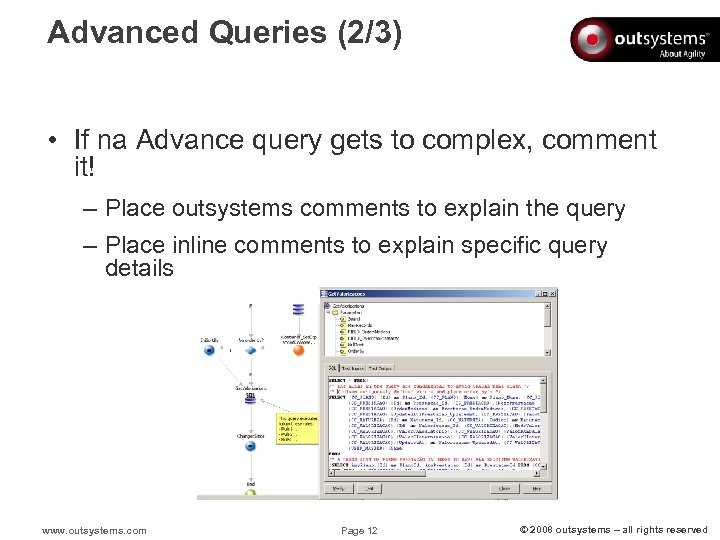 Best Practices Out Systems Development www outsystems com