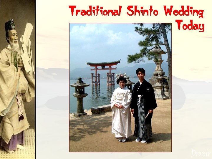 Traditional Shinto Wedding Today