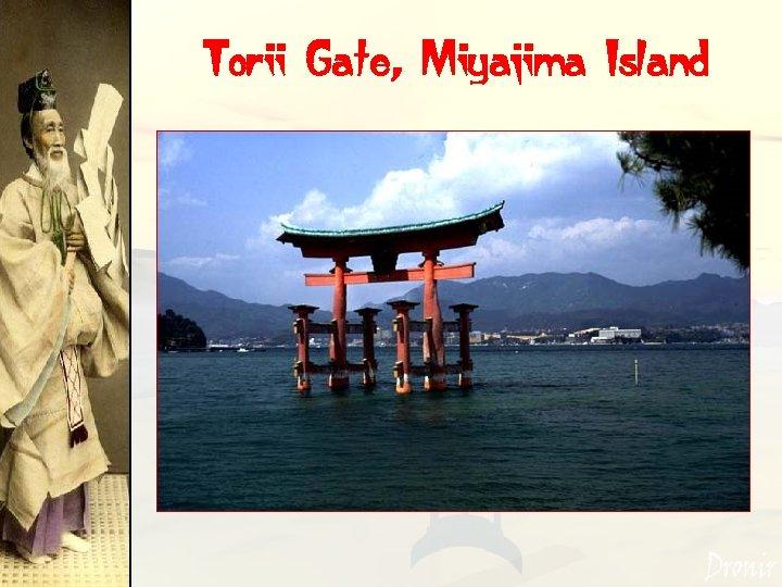 Torii Gate, Miyajima Island