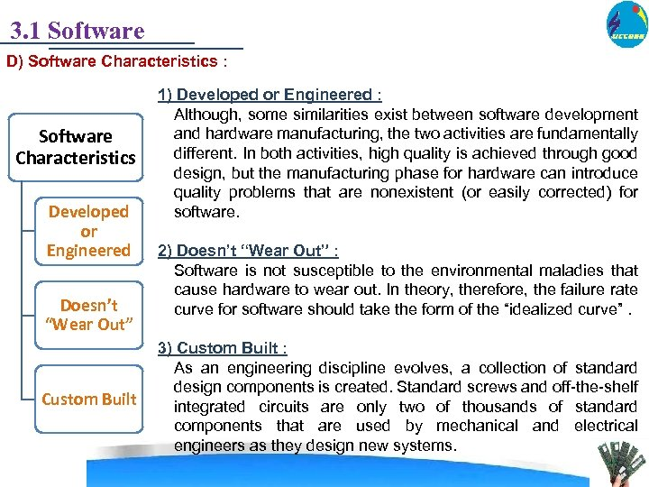 Unit 3 Introduction to Software Engineering 3 1