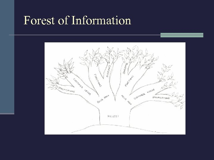 Forest of Information