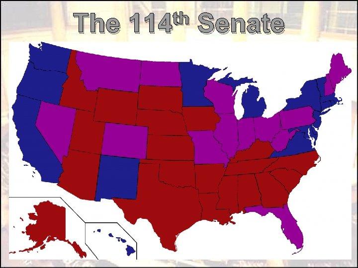 The th 114 Senate