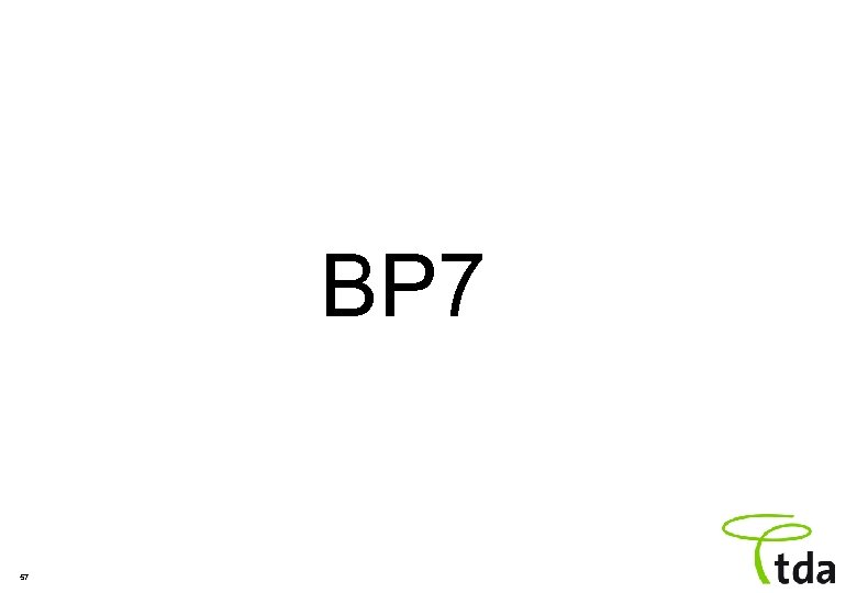 BP 7 57