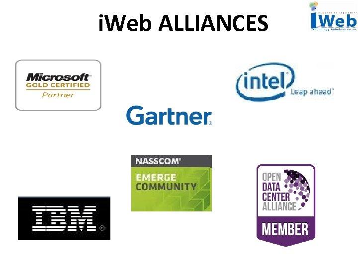 i. Web ALLIANCES
