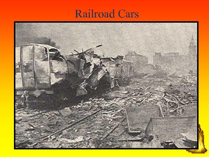 Railroad Cars