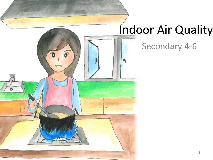 Indoor Air Quality Secondary 4 -6 1