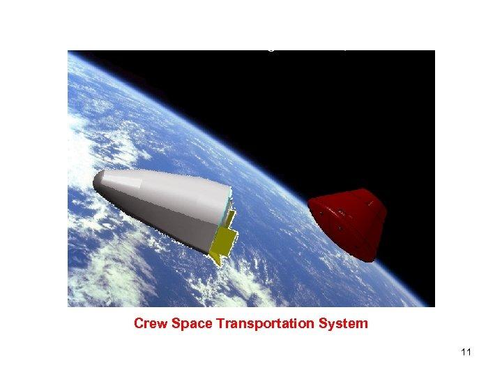 Crew Space Transportation System 11