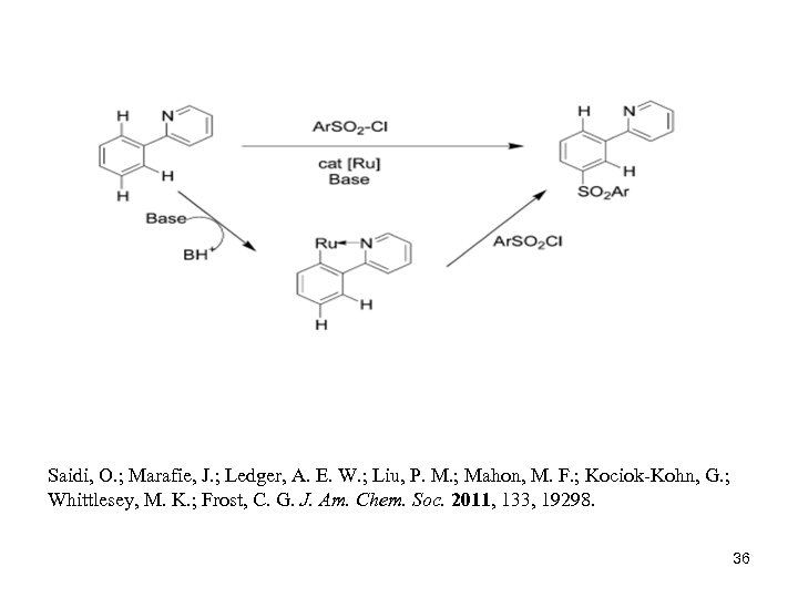 Saidi, O. ; Marafie, J. ; Ledger, A. E. W. ; Liu, P. M.