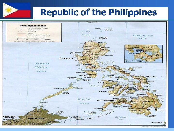 Company LOGO Republic of the Philippines