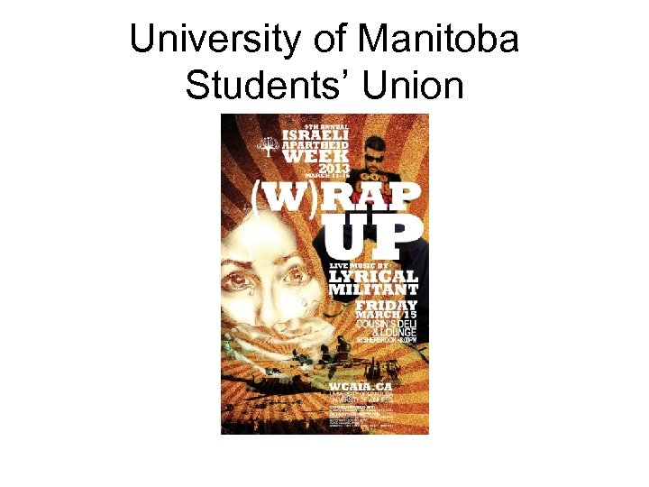 University of Manitoba Students' Union