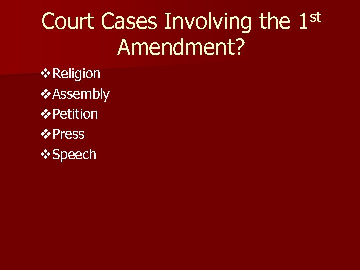 court case involving unfair firing from brights As examples, brean references a case involving the united church of canada that church is trying to defrock a female cleric because she is an atheist the courts have also ruled against that church for unfairly disciplining some of its ministers appealing religious edicts to a secular court is troublesome.