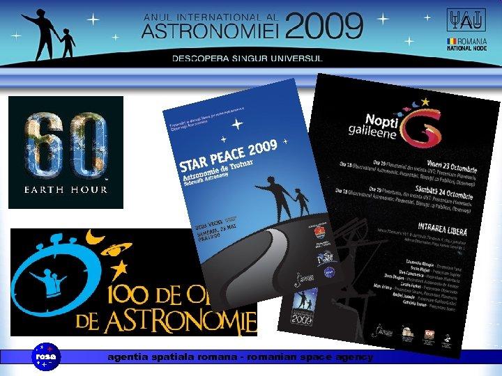 agentia spatiala romana - romanian space agency